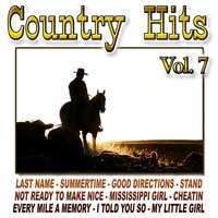 Country Hits Vol.7 — The Cowboy Band