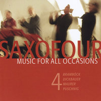 Music for All Occasions — SaxoFOUR