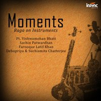 Moments - Raga on Instruments — сборник