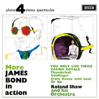 More James Bond In Action — Roland Shaw & His Orchestra