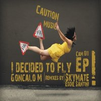 I Decided To Fly EP — Goncalo M