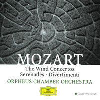 Mozart, W.A.: The Wind Concertos / Serenades / Divertimenti — Orpheus Chamber Orchestra