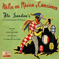 Vintage Italian Song Nº1 - EPs Collectors (Italy Music And Songs) — Flo Sandon'S