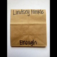 Enough — Lindsey Hinkle