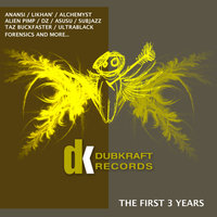 Dubkraft Records - The First 3 Years — сборник