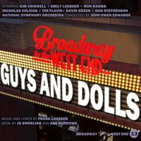 Guys and Dolls — National Symphony Orchestra, Frank Loesser, John Owen Edwards, Don Stephenson, Kim Criswell, David Green
