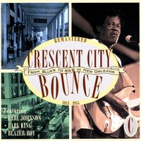 Crescent City Bounce: From Blues To R&B In New Orleans, CD C — сборник