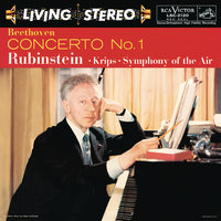 Beethoven: Piano Concerto No. 1 in C Major, Op. 15 — Arthur Rubinstein, Symphony of the Air