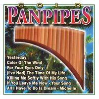 Gold Panpipes — Orchestra Panpipes Gold