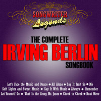 Songwriter Legends - The Complete Irving Berlin Songbook — Pat Boone