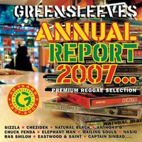 Greensleeves Annual Report 2007 — сборник