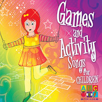 Games and Activity Songs for Children — Phil Barton, Juice Music, Scott Aplin, Kristina Visocchi, Marty Worrall, Zoe Trilsbach