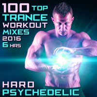 100 Top Trance Workout Mixes 2016 6hrs - Hard Psychedelic — сборник