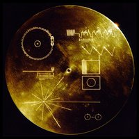 The Golden Record. Greetings and Sounds of the Earth. — Nasa Voyager Golden Record