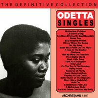 The Definite Collection: The Singles — Odetta