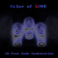 Color Of Love — rb-free code combination