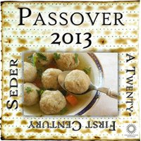 Passover 2013: A Twenty-First Century Seder — The Macaroons