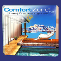 Comfort Zone 02 - Luxury Downtempo Chilled Grooves — сборник