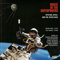 Music of the Superpowers — Rex Woods, Brian Luce