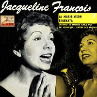 "Vintage French Song Nº 40 - EPs Collectors ""La Marie-Vison"" — Jacqueline François"