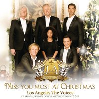 Miss You Most At Christmas Time — Los Angeles, The Voices, Los Angeles, The Voices ft. Aliyah Kolf