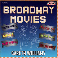 Broadway Movies — Gareth Williams, Tony Evans & His Orchestra