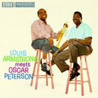 Louis Armstrong Meets Oscar Peterson — Louis Armstrong, Oscar Peterson, Джордж Гершвин