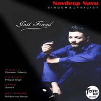 Just Friend — Navdeep Navu