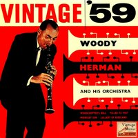 "Vintage Dance Orchestras Nº 133 - EPs Collectors ""Vintage '59"" — Woody Herman and His Orchestra"