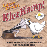 Live from KlezKamp! The Staff Concerts 1985-2003 — сборник