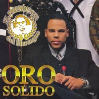El Presidente del Merengue — Oro Solido