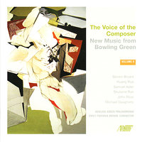 New Music from Bowling Green, Vol. 5 — Bowling Green Philharmonia, Emily Freeman Brown, Steven Bryant