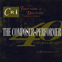 The Composer-Performer — сборник