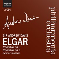 Symphonies 1, 2 and Froissart Overture — Philharmonia Orchestra with Sir Andrew Davis