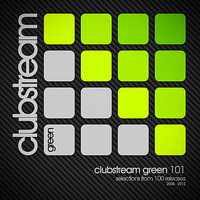 Clubstream Green 101 - Selections From 100 Releases 2008-2012 — сборник