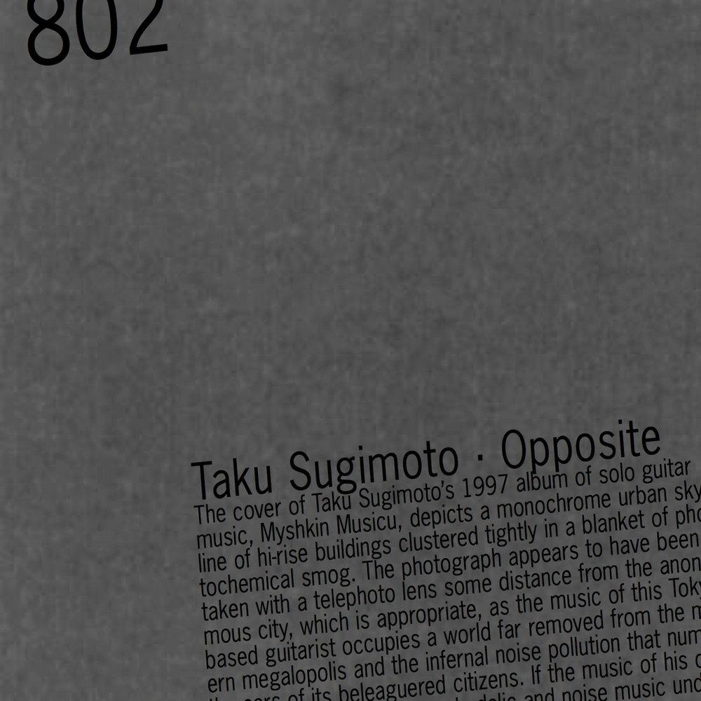 Taku Sugimoto - Live In Kansai