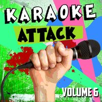 Karaoke Attack, Vol. 6 — The Karaoke Machine