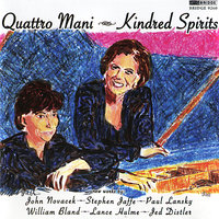 Kindred Spirits — Quattro Mani