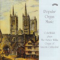 Popular Organ Music Volume 1/ The Organ of Lincoln Cathedral — Colin Walsh