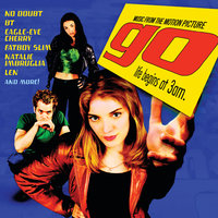GO  Music From The Motion Picture — Go (Motion Picture Soundtrack)