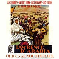 Lawrence of Arabia: First Entrance to the Desert / Night and Star / Lawrence and Tafas — Maurice Jarre