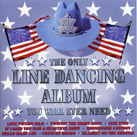 The Only Line Dancing Album You Will Ever Need — The Line Dance Rangers