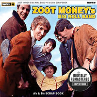 As & Bs Scrap Book — Zoot Money's Big Roll Band