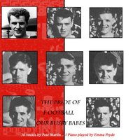 The Pride of Football Our Busby Babes — Pete Martin