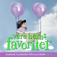 Våra barns favoriter - Barnmusik, Vol. 4 — сборник