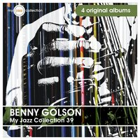 My Jazz Collection 39 (4 Albums) — Benny Golson