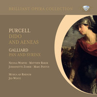 Purcell: Dido and Aeneas - Galliard: Pan and Syrinx — Musica Ad Rhenum & Jed Wentz, Jed Wentz & Musica Ad Rhenum, Генри Пёрселл