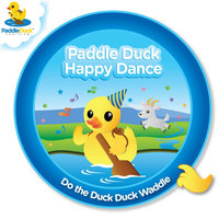 Paddle Duck Happy Dance:  Duck Duck Waddle — Paddle Duck
