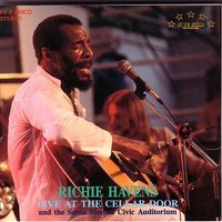 Live At The Cellar Door and at the Santa Monica Civic Auditorium — Richie Havens