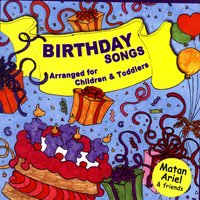 Birthday Songs – Songs in Hebrew for Children & Toddlers — Matan Ariel & Friends
